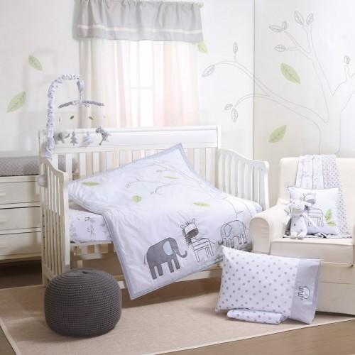 Little Haven 5pc Nursery Set Zambezi
