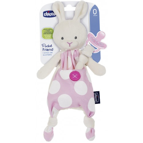 Chicco Pocket Friend Rabbit