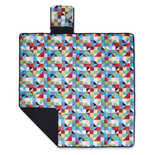Skip Hop Central Park Outdoor Blanket & Cooler Bag Prism