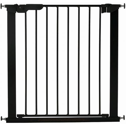BabyDan Premier Baby Gate Black