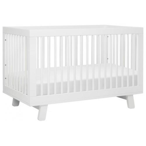 Babyletto Hudson Cot White