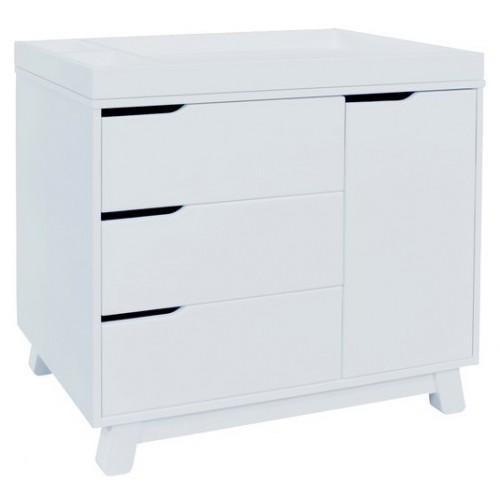 Babyletto Hudson Dresser White