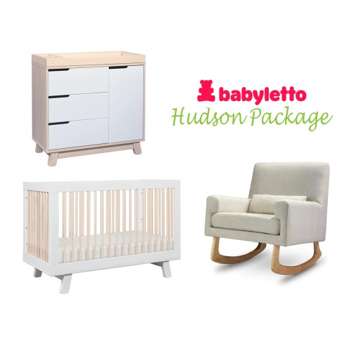 Babyletto Hudson Rocker Package