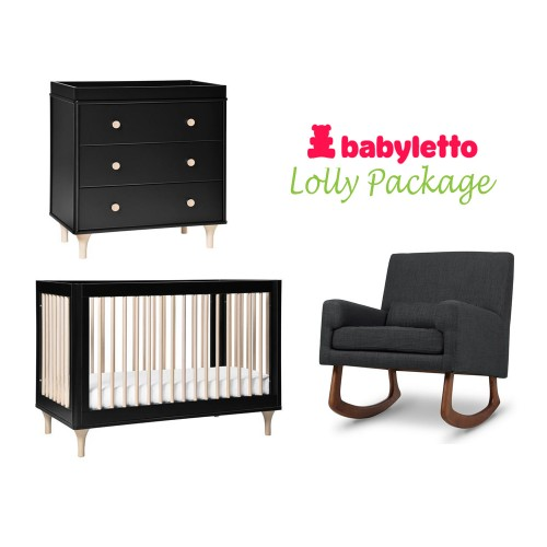 Babyletto Lolly Rocker Package