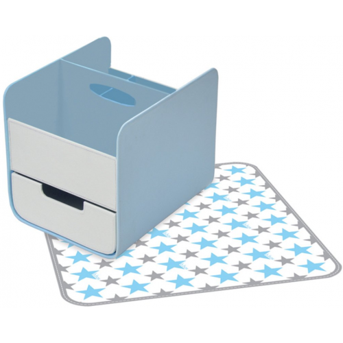 BBox Diaper Caddy Blue Lagoon