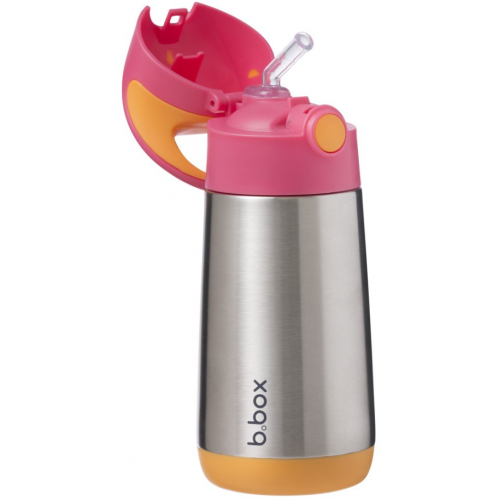 BBox Insulated Drink Bottle Strawberry Shake