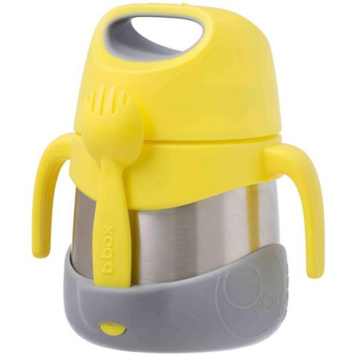 Bbox Insulated Food Jar Lemon Sherbet