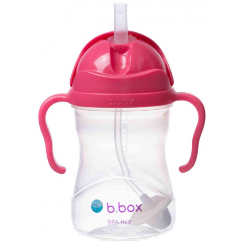 BBox Sippy Cup Raspberry