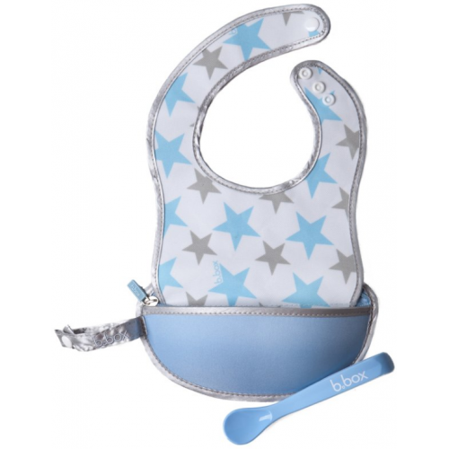 BBox Travel Bib and Spoon Shining Star