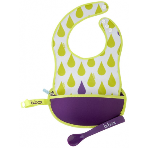 BBox Travel Bib and Spoon Splish Splash