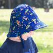 Bedhead Baby Bucket Hat Monster Truck