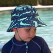 Bedhead Kids Beach Bucket Hat Crocodile