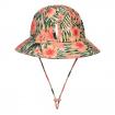 Bedhead Ponytail Beach Bucket Hat Hibiscus