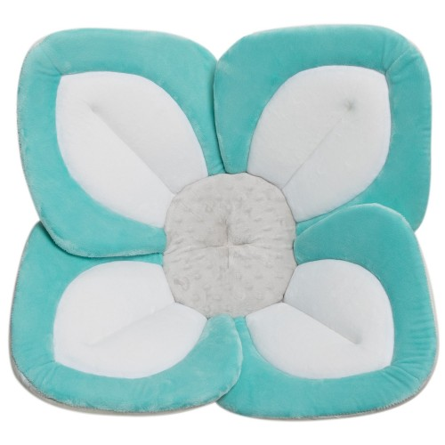Blooming Lotus Baby Bath Leaf Seafoam