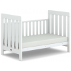 Boori Daintree Cot and Mattress Barley White