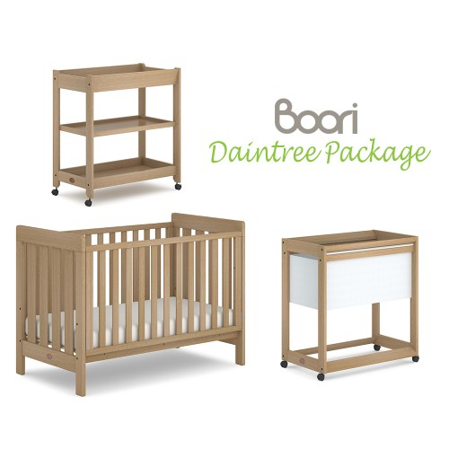 Boori Daintree Cot Classic Package