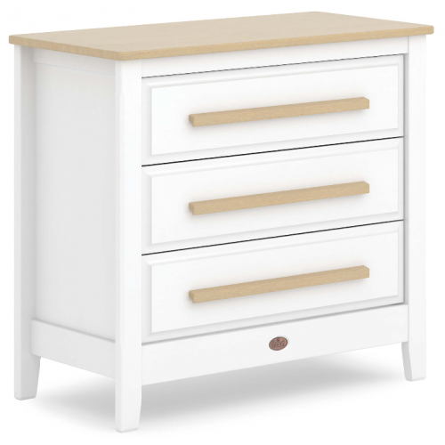 Boori Linear 3 Drawer Chest Barley Almond