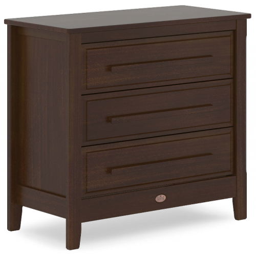 Boori Linear 3 Drawer Chest Coffee