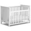 Boori Plaza Cot Bed White
