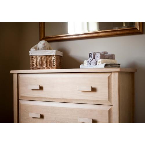 Boori 3 Drawer Dresser | Almond