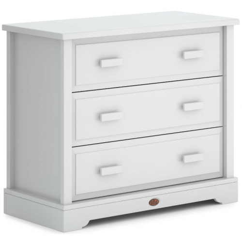 Boori 3 Drawer Dresser Barley White
