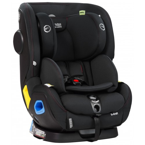 Britax B First Convertible Car Seat Black