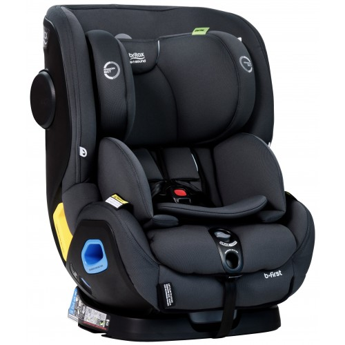 Britax B First Convertible Car Seat Charcoal