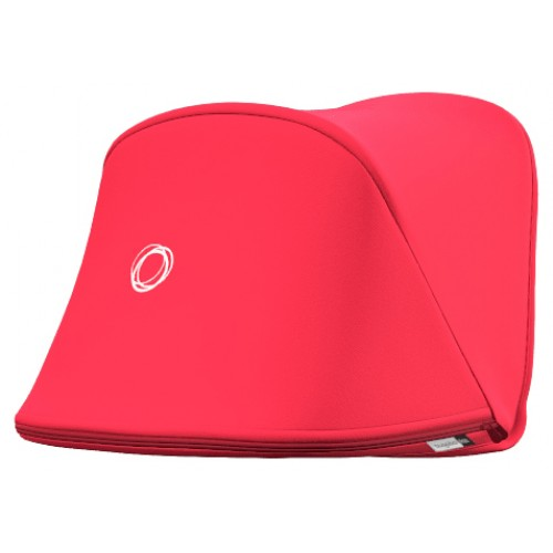 Bugaboo Cameleon/Fox Sun Canopy Neon Red