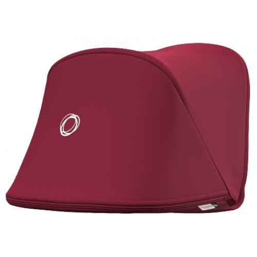 Bugaboo Cameleon/Fox Sun Canopy Ruby Red