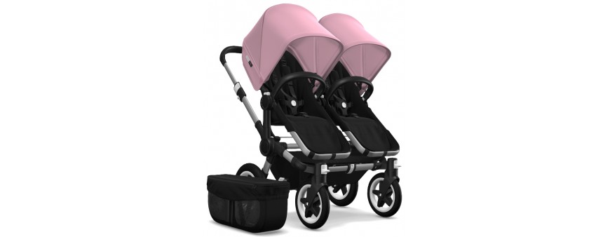 Twin Prams