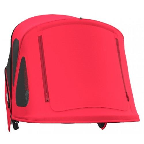 Bugaboo Donkey2 Breezy Sun Canopy Neon Red