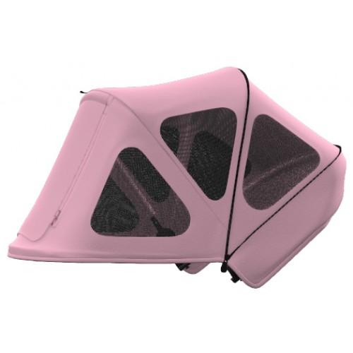 Bugaboo Donkey2 Breezy Sun Canopy Soft Pink
