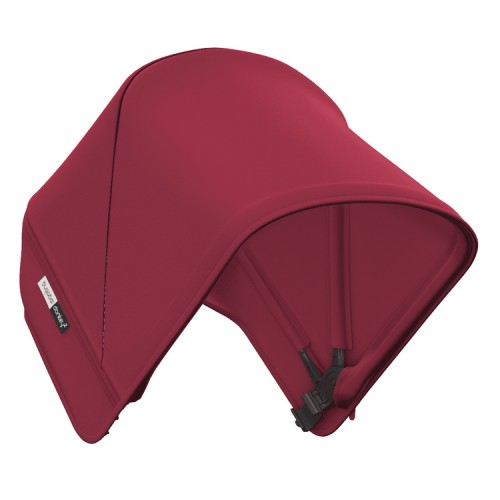 Bugaboo Donkey2 Sun Canopy Ruby Red