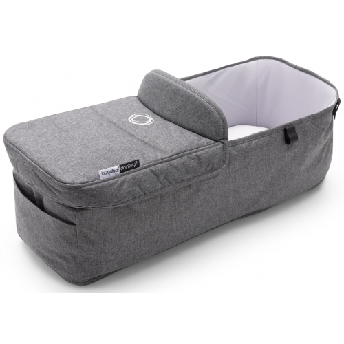 Bugaboo Donkey3 Bassinet Fabric Grey Melange