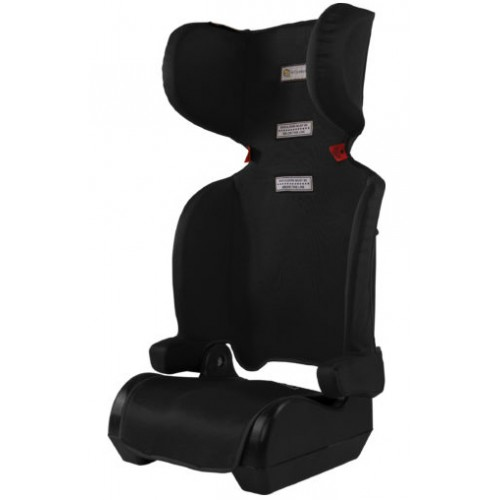 Infa Versatile Folding Booster Seat Black