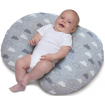 Chicco Boppy Feeding Pillow Clouds