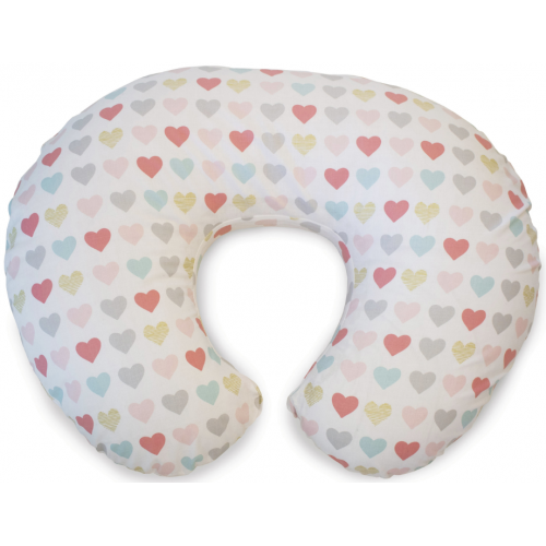 Chicco Boppy Feeding Pillow Hearts