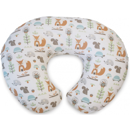 Chicco Boppy Feeding Pillow Modern Woodland