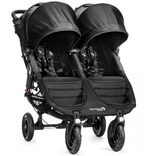 Baby Jogger City Mini GT Double Pram Black