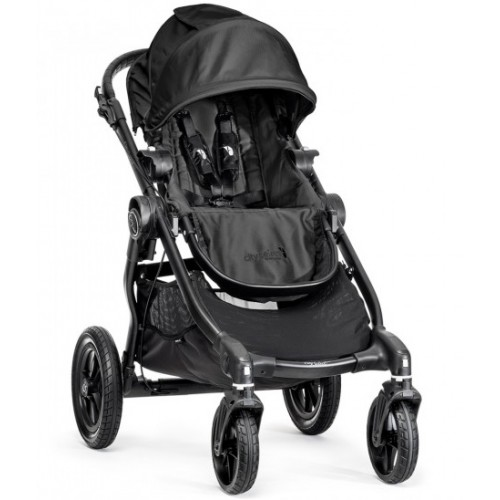 Baby Jogger City Select Pram Black