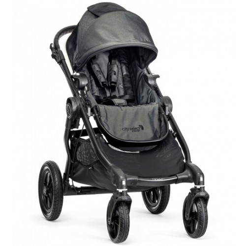 Baby Jogger City Select Pram Charcoal