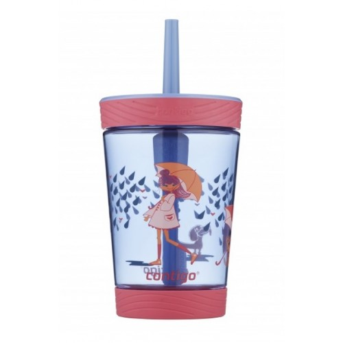 Contigo Spill Proof Kids Tumbler Raining