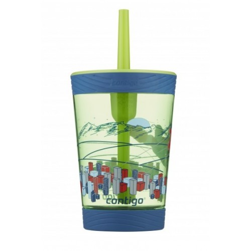 Contigo Spill Proof Kids Tumbler Superhero