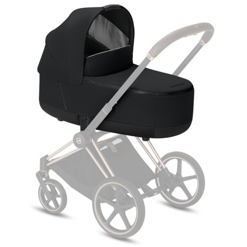Cybex Priam Lux Carry Cot Black