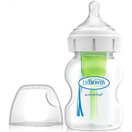 Dr Browns Options Plus Wide Neck Bottle 150ml Single