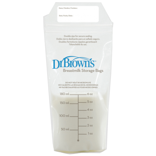 Dr Browns Breastmilk Storage Bags