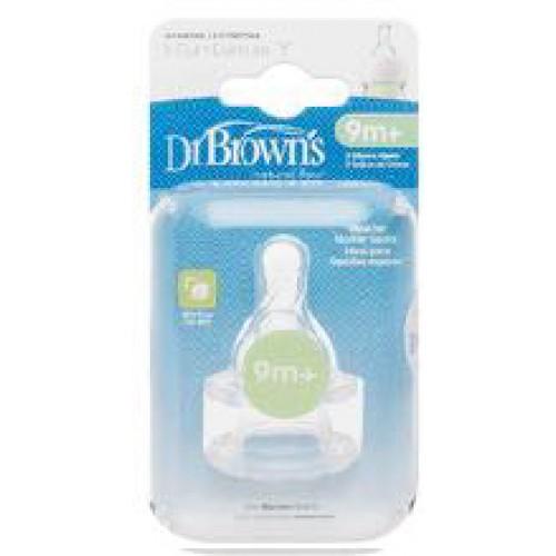 Dr Browns Narrow Bottle Teats Y Cut