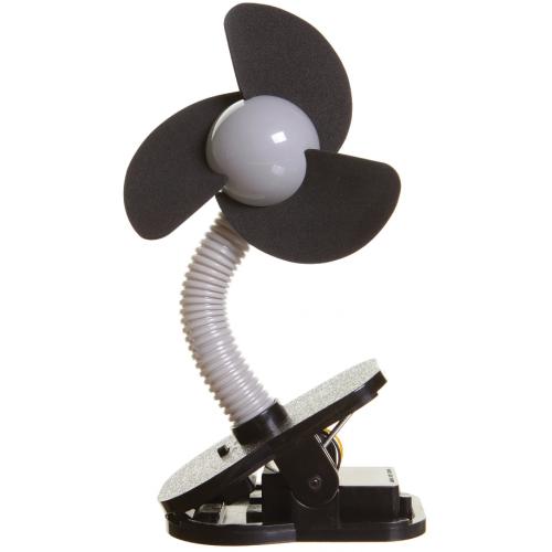 Dreambaby Clip On Fan Black