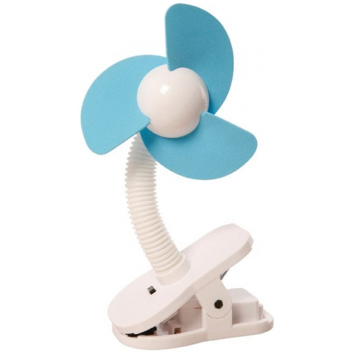 Dreambaby Clip On Fan Blue