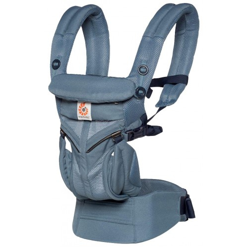 Ergobaby 360 Omni Mesh Carrier Oxford Blue